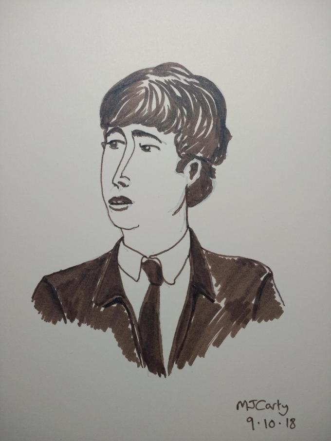 Inktober2018_9_Lennon