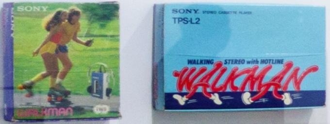 Walkman_History
