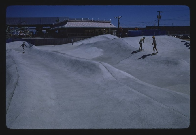 Skateboard park, Ocean City, New Jersey LCCN2017712106